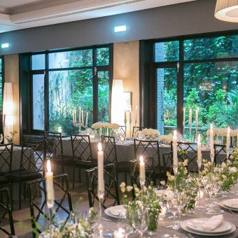 Monajte del Salón de bodas de Mestura Restaurante en Oviedo