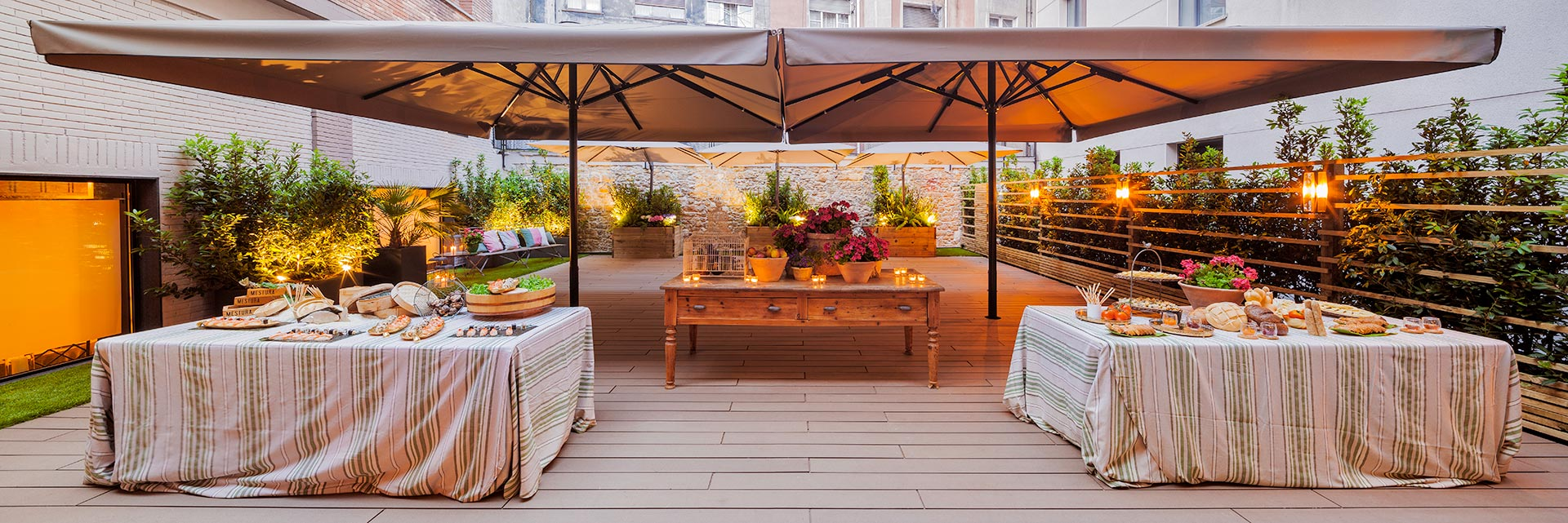 Weddings And Events For Companies In Oviedo # Salon De Jardin Oviedo