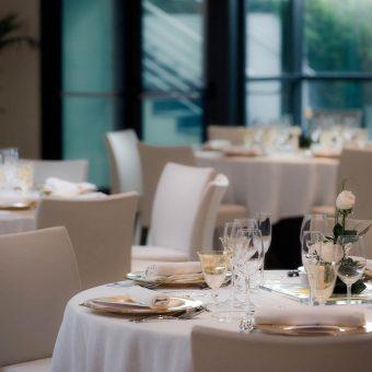 Salón de bodas de Deloya Restaurante en Oviedo