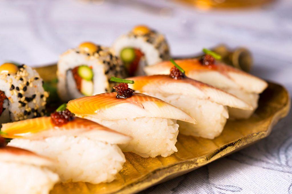 sushi mestura bodas asturias